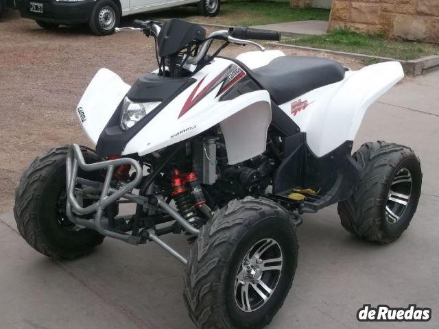 Gamma Wild 200 En Deruedas Mendoza