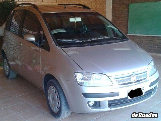 Fiat idea 1 4 8v attractive pack top 82cv l10 en for Fiat idea attractive top