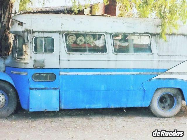 Motorhome Bedford En Deruedas Mendoza