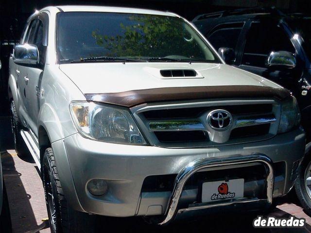 Toyota hilux 3 0 tdi c d 4x4 srv mt l05 en deruedas mendoza for Espejo 70 mendoza