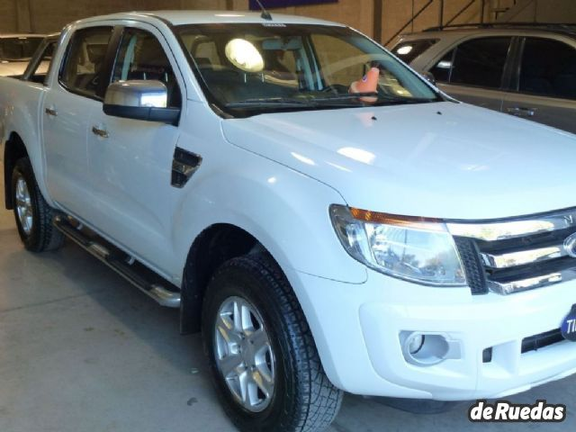 Ford nueva ranger 3 2 tdci c doble 6mt 4x2 xlt l12 en for Espejo 70 mendoza