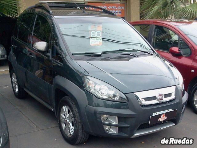 Fiat idea adventure 1 6 16v pack top 115cv l10 en for Fiat idea adventure pack top