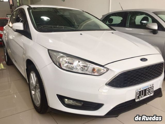 Ford Focus III Usado Financiado en Mendoza, deRuedas