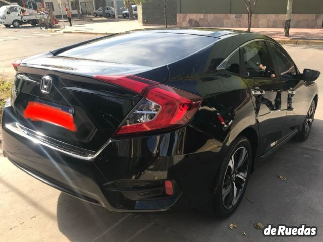 Honda Civic Usado Financiado en Mendoza, deRuedas