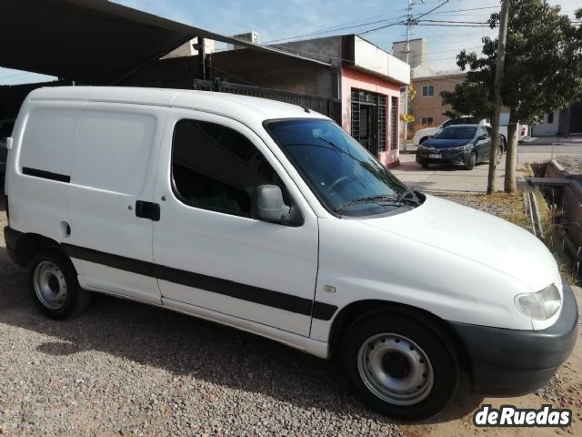 Citroen Berlingo Usada Financiado en Mendoza, deRuedas