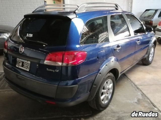 Fiat Palio Weekend Usado Financiado en Mendoza, deRuedas