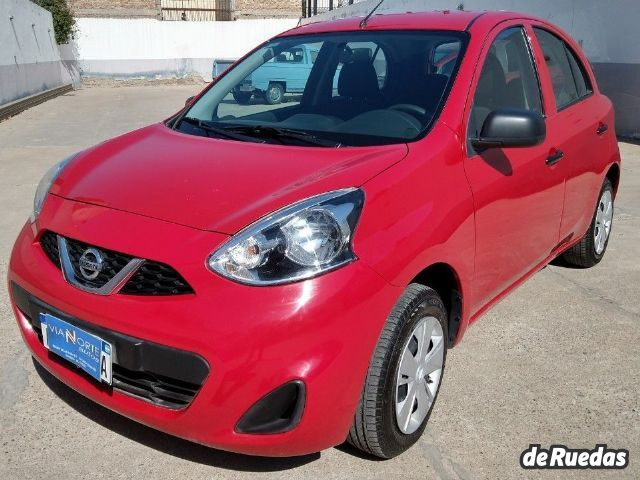 Nissan March Usado Financiado en Mendoza, deRuedas