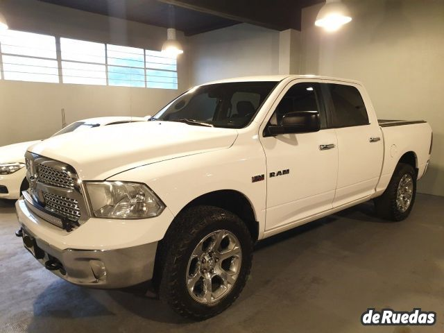 Dodge RAM Usada Financiado en Mendoza, deRuedas