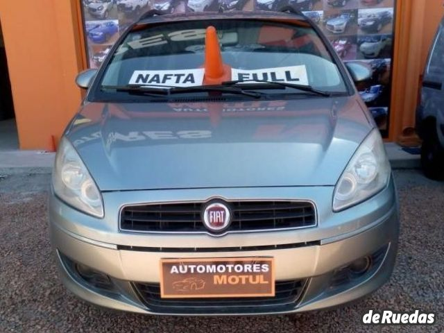Fiat Idea Usado Financiado en Mendoza, deRuedas