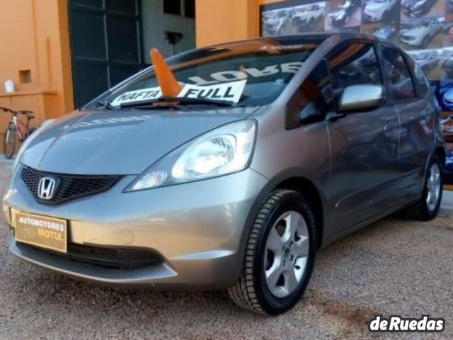 Honda Fit Usado Financiado en Mendoza, deRuedas