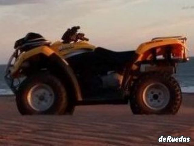 Can-Am Rally Usado en Mendoza, deRuedas
