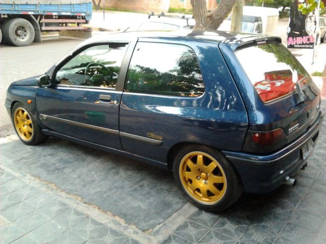 Renault Clio Williams En DeRuedas, Mendoza