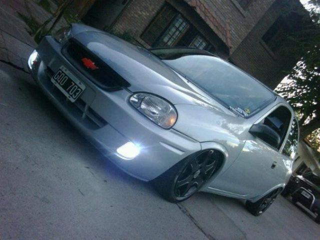 Chevrolet Corsa Classic 3ptas 1 6 N City L09 En Deruedas Mendoza